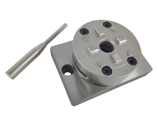 D100 3M Manual Chuck with CNC Base 3R-600.23-S MacroStd