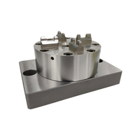 ITS Chuck 100 P with CNC Base Plate ER-037970 ER-043123