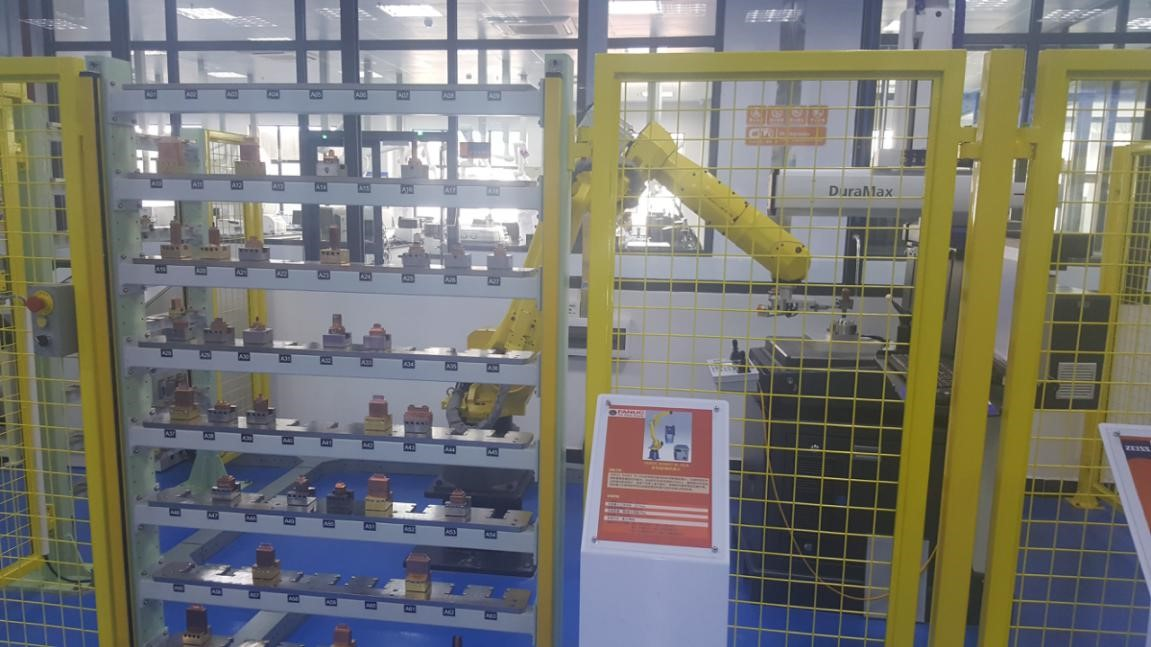 Apply to Automatic production line in unmanned workshop