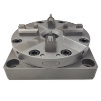 Optimized Pneumatic Chuck with CNC Base Plate ER-035519
